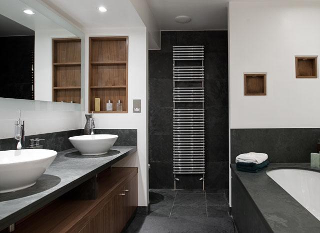 Badezimmer ideen modern mediterran landhaus und mehr for Bad farben ideen