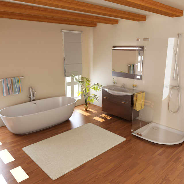 Badezimmer Gestaltung: Ideen, Modelle Und Lieferanten.